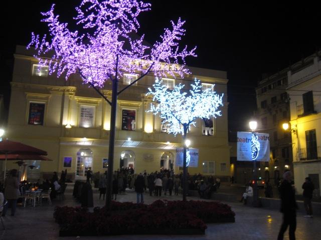 Teatro Cervantes, Málaga
